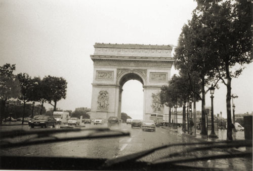 Paris :: Pariser Triumphbogen